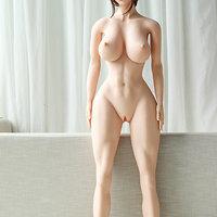 SY Doll Körperstil SY-169 mit Kopf Nr. 136 - TPE