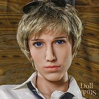 AS Doll Kopf Aaron - TPE
