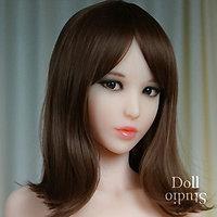 Doll House 168 Kopf ›Honoka‹ mit DH19-155/F Körperstil - TPE