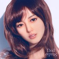 Doll Sweet ›Sammi‹-Kopf mit Körperstil DS-167 Evo mit S-Level Makeup - Silikon
