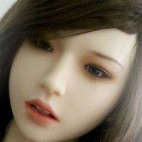 DS Doll Kopf - Modell Kayla