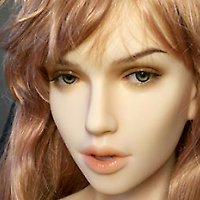 DS Doll Kopf - Modell Sandy