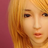 DS Doll Kopf - Modell Snowy