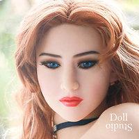 SY Doll Kopf Nr. 113 (SY Nr. 113) - TPE