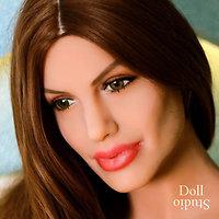 SY Doll Kopf Nr. 98 (SY Nr. 98) - TPE