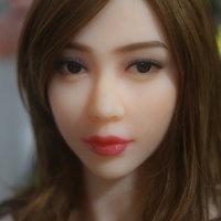 WM Dolls Kopf - Modell Nr. 56 und WM Dolls 165 cm Body