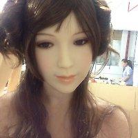 WM Dolls Kopf - Modell Nr. 18