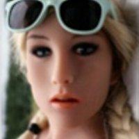 YL Doll Kopf - Viola