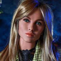 YL Doll Kopf ›Heidi‹