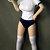 Doll Forever Körperstil D4E-135 mit ›Hong‹ Kopf / Hautton ›white‹