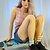 Doll Forever Körperstil FIT-135 mit ›Debbi‹ Kopf - TPE