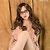 WM Doll Körperstil WM-172 mit Kopf Nr. 253 (Jinshan Nr. 253) - TPE