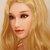 Sanhui 165 (165 cm) mit Kopf Nr. 165/1, blauen Augen und blonden Haaren
