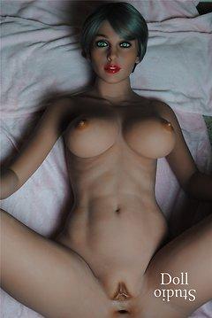 OR Doll Körperstil OR-167/G mit ›Belle‹ Kopf (OR-031 / Jinsan Nr. 249) - TPE