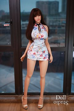 JY Doll Körperstil JY-157 big breasts mit Kopf Nr. 208 - TPE