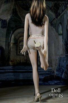 YL Doll Körperstil YL-155/D mit ›Elsa‹ Kopf (Jinsan Nr. 201) - TPE