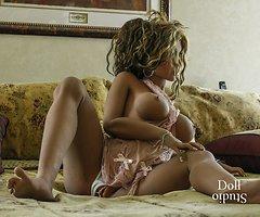 YL Doll Körperstil YL-170 mit ›Stephanie‹ Kopf (Jinsan Nr. 254) - TPE